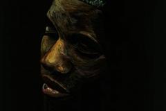 African head