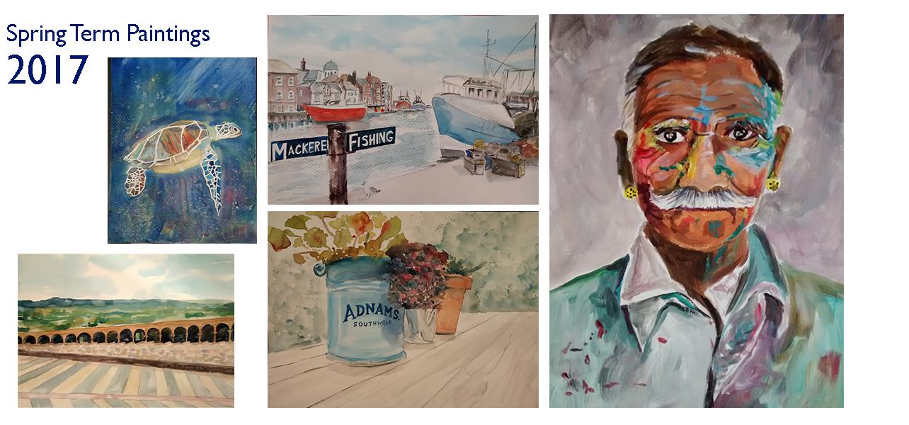 Artisam Painting Gallery Spring 2017