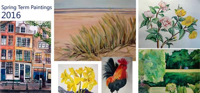 Artisam Painting Gallery Spring 2016
