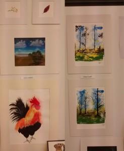 Summer Exhibition 2016 - Jenny Cameron & Fergus Cooper