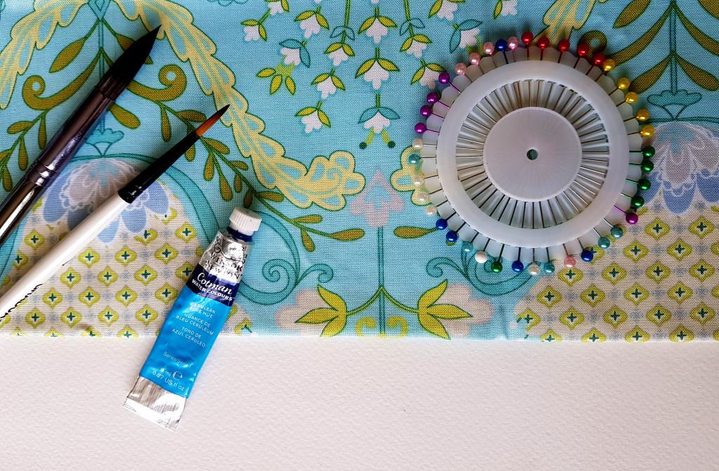 Craft materials banner