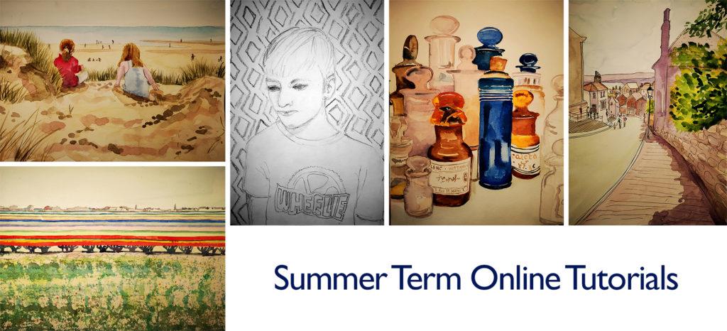 Summer Term Virtual Tutorials