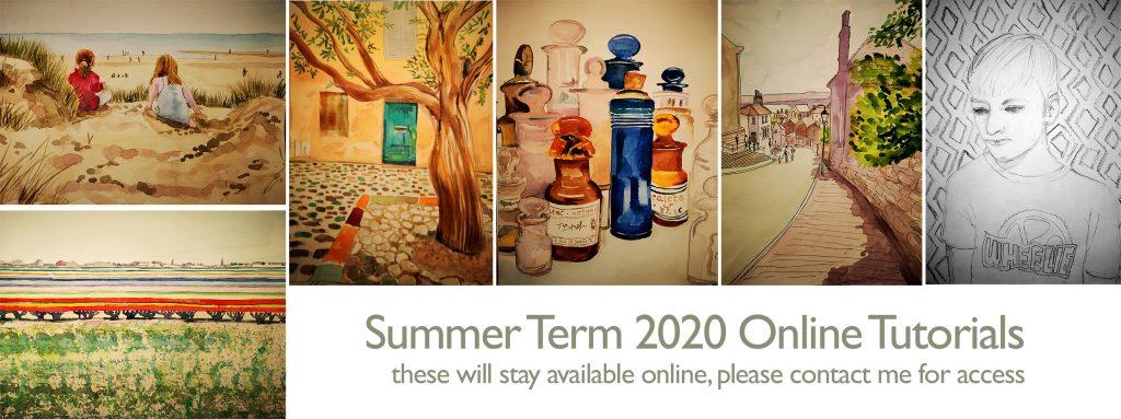 Summer Term Art Gallery