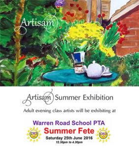 Fete Summer Exhibition