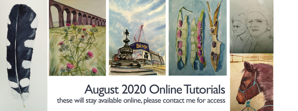 Summer August online tutorials