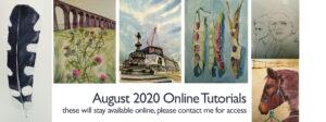 Summer August online tutorials