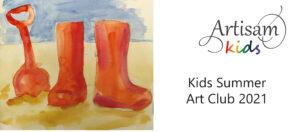 Kids Summer Art Club 2021